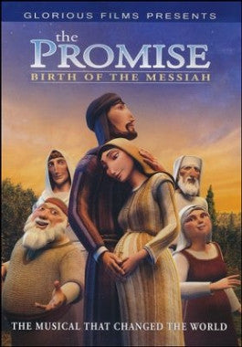 Promise The Birth Of The Messiah DVD