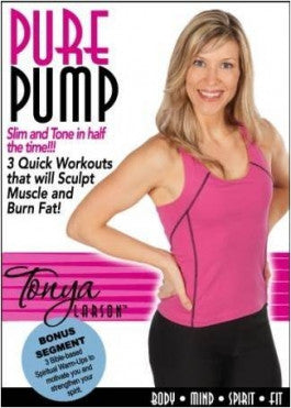 Pure Pump With Tonya Larson DVD
