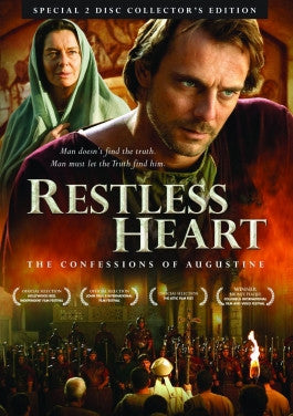 Restless Heart: The Confessions of Augustine DVD