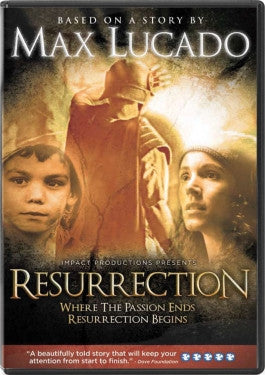 Max Lucados Resurrection DVD