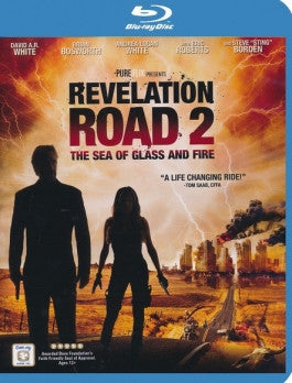 Revelation Road 2: Sea of Fire and Glass Blu-ray