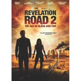 Revelation Road 2: Sea of Fire and Glass DVD