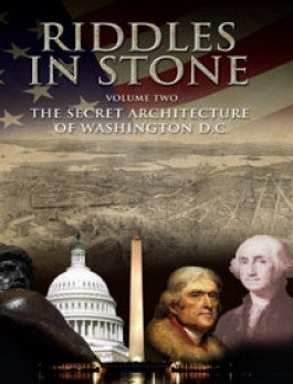 Riddles in Stone Vol 2: The Secret Architecture of Washington D.C. DVD