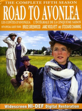 Road To Avonlea: The Complete Fifth Season Remastered DVD Set