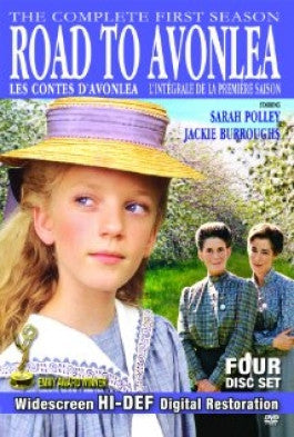 Road To Avonlea: The Complete First Season Remastered DVD Set