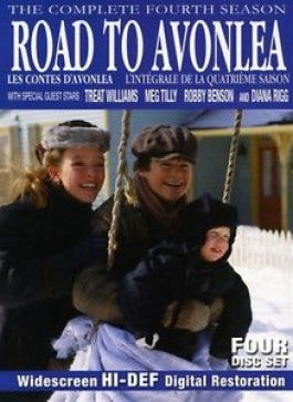 Road To Avonlea: The Complete Fourth Season Remastered DVD Set