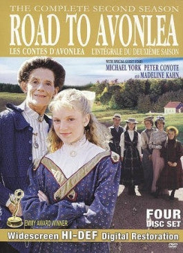 Road To Avonlea: The Complete Second Season Remastered DVD Set