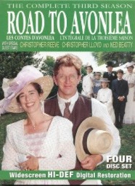 Road To Avonlea: The Complete Third Season Remastered DVD Set