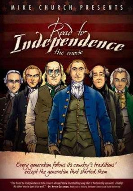 Road to Independence DVD