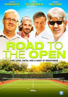 Road To The Open DVD