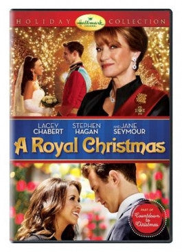 A Royal Christmas DVD