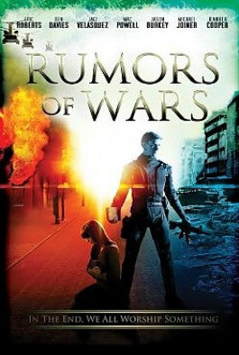 Rumors Of Wars DVD