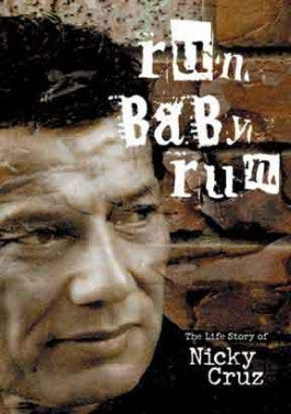 Run Baby Run: The Life Story of Nicky Cruz DVD
