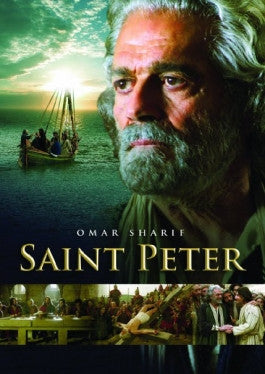 Omar Sharif's Saint Peter DVD