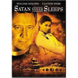 Satan Never Sleeps DVD