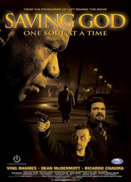 Saving God One Soul at a Time DVD