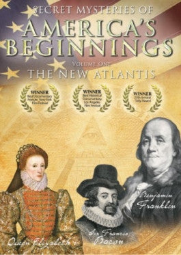 Secret Mysteries of Americas Beginnings Vol 1: The New Atlantis DVD