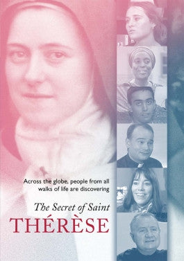 The Secret Of Saint Therese DVD