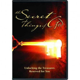 Secret Things of God DVD