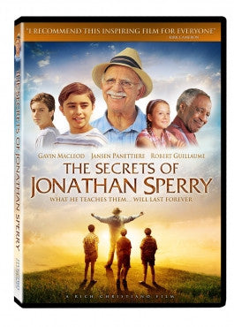 Secrets of Jonathan Sperry DVD