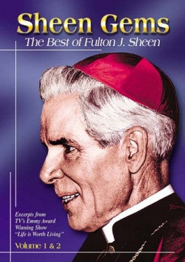Sheen Gems: The Best of Fulton J. Sheen DVD