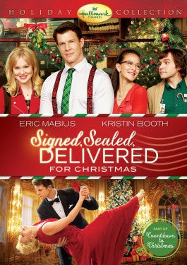 Signed, Sealed, Delivered For Christmas DVD
