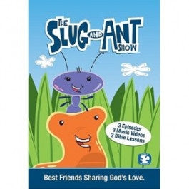 Slug and Ant Show Volume 1: Best Friends: Sharing Gods Love DVD