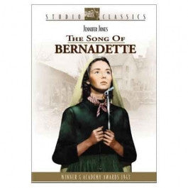 The Song of Bernadette DVD