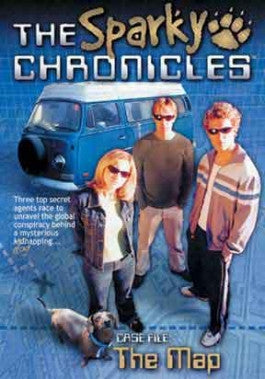 The Sparky Chronicles: The Map DVD