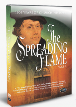 The Spreading Flame Part 1: Comes The Dawn DVD