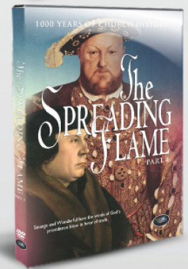 The Spreading Flame Part 4: Wind of Change DVD