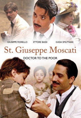 St. Giuseppe Moscati: Doctor to the Poor DVD