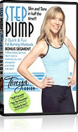 Step Pump with Tonya Larson DVD