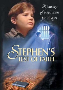 Stephens Test of Faith DVD