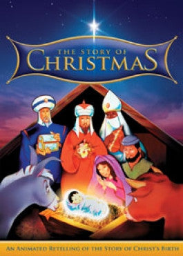 The Story Of Christmas DVD