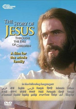 The Story of Jesus: Through the Eyes of Children DVD