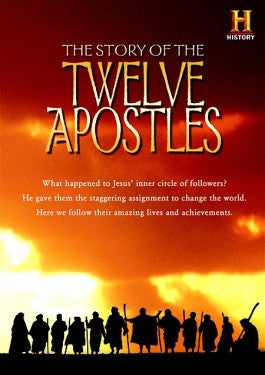 The Story of the 12 Apostles DVD
