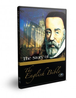 The Story of the English Bible DVD