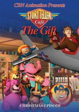 Storyteller Cafe: The Gift DVD
