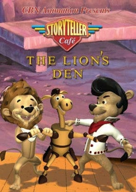 Storyteller Cafe: The Lions Den DVD
