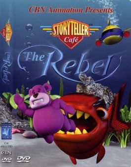 Storyteller Cafe: The Rebel DVD