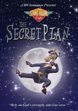 Storyteller Cafe: The Secret Plan DVD