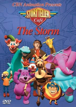 Storyteller Cafe: The Storm DVD