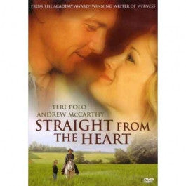 Straight From the Heart DVD