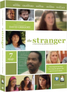 The Stranger Series DVD Box Set