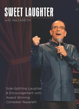 Sweet Laughter with Comedian Nazareth DVD