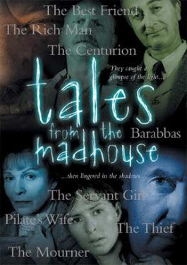 Tales from the Madhouse DVD