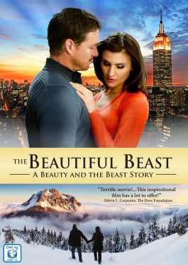 The Beautiful Beast: A Beauty and the Beast Story DVD