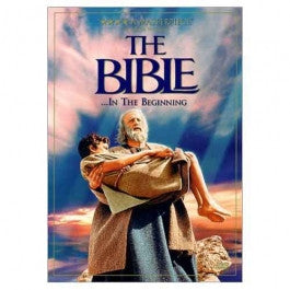 The Bible: In the Beginning DVD