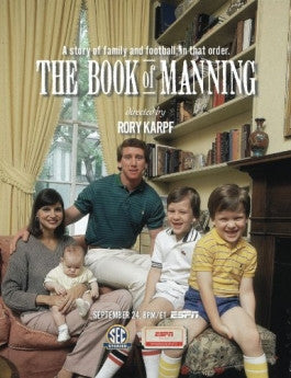 The Book of Manning DVD